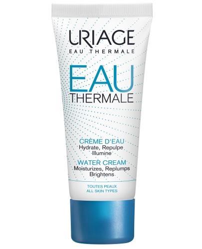 Uriage Eau Thermale lekki krem aktywnie nawilżający 40 ml