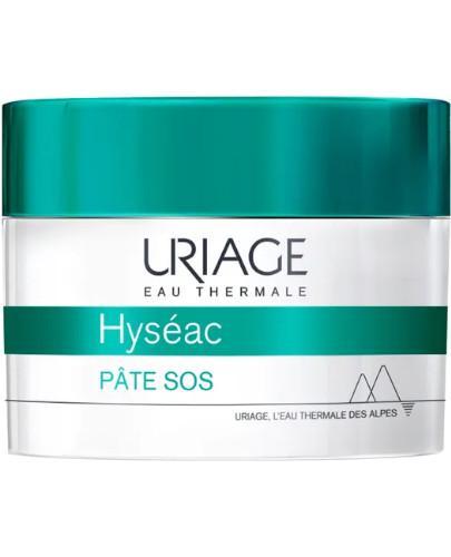 Uriage Hyseac pasta SOS przyspieszająca dojrzewanie zmian trądzikowych 15 ml