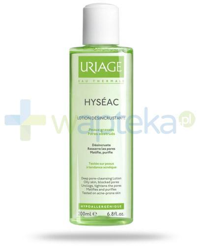 Uriage Hyseac tonik złuszczający 200 ml