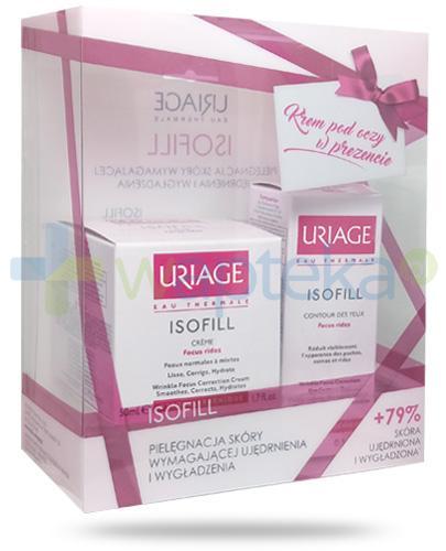 Uriage Isofill krem korygujący zmarszczki do skóry..
