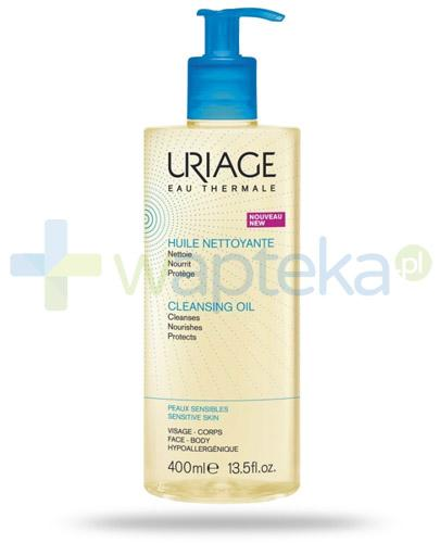 Uriage Eau Thermale olejek pod prysznic 400 ml
