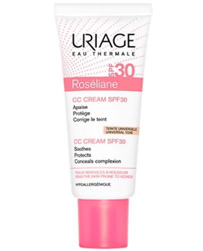 Uriage Roseliane CC SPF30 krem do cery naczynkowej 40 ml