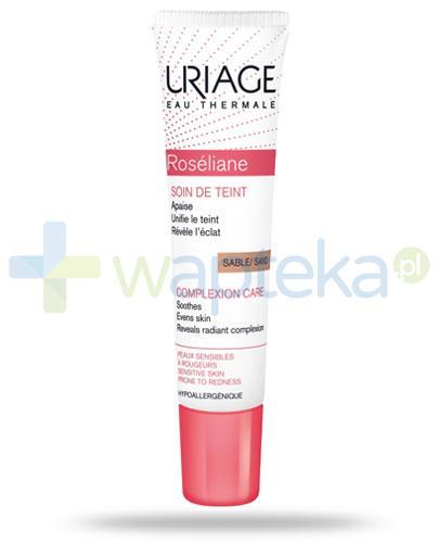 Uriage Roseliane fluid tonujący do cery naczynkowej 15 ml