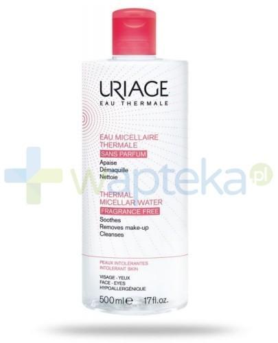 Uriage woda micelarna do skóry nadwrażliwej i reaktywnej 500 ml