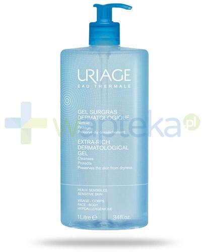 Uriage żel dermatologiczny do mycia 1000 ml
