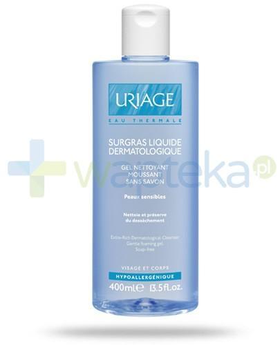 Uriage Eau Thermale dermatologiczny żel do mycia 400 ml