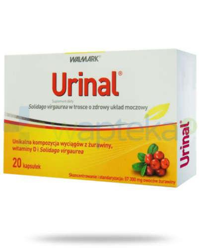 Urinal 20 kapsułek