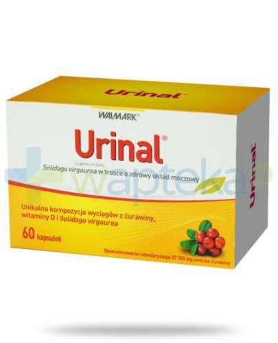 Urinal 60 tabletek