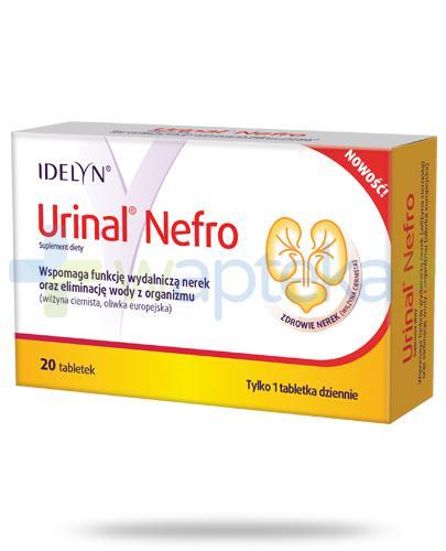 Urinal Nefro 20 tabletek