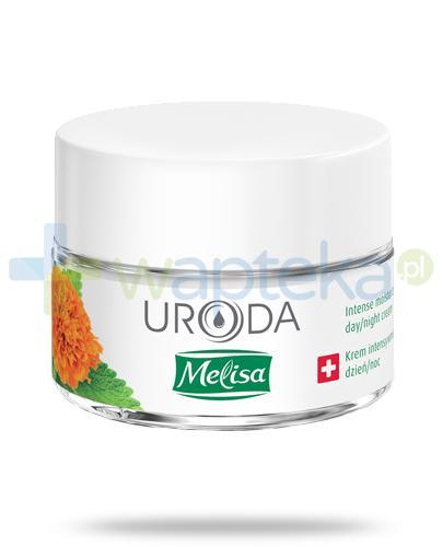 Uroda Melisa krem intensywnie nawilżający i antyoksydacyjny na dzień i na noc 50 ml
