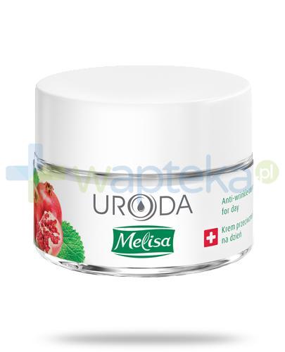 Uroda Melisa krem przeciwzmarszczkowy i ujędrniający na dzień 50 ml