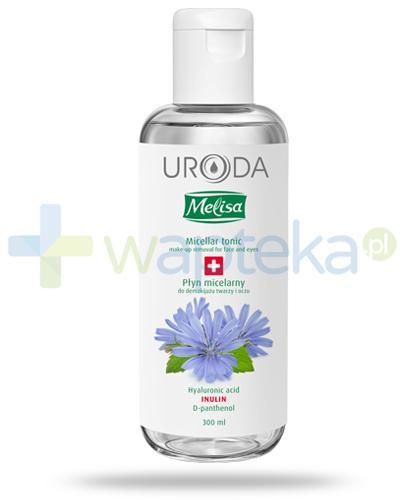 Uroda Melisa płyn micelarny do mycia i demakijażu 300 ml