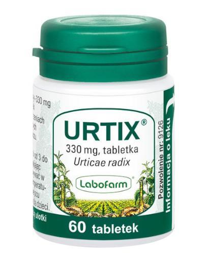 Urtix 60 tabletek