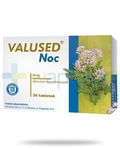 Valused Noc 200mg 30 tabletek