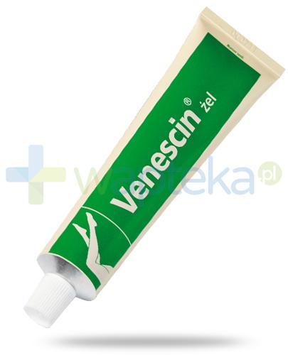 Venescin (0,02 g + 0,118 g)/g żel 40 g