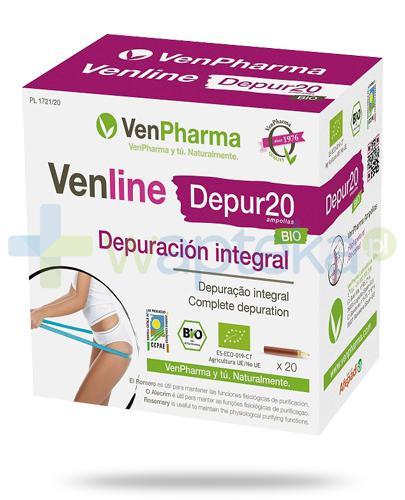 VenLine Depur 20 Bio 20 ampułek