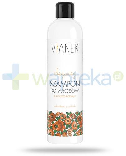Vianek odżywczy szampon do włosów z ekstraktem z miodunki 300 ml