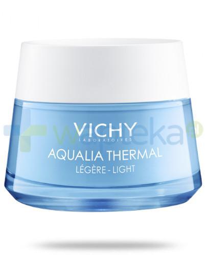 Vichy Aqualia Thermal krem lekka konsystencja 50 ml + podróżna kosmetyczka [GRATIS]