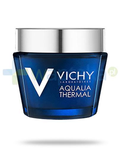 Vichy Aqualia Thermal SPA orzeźwiający aqua-żel na noc 75 ml