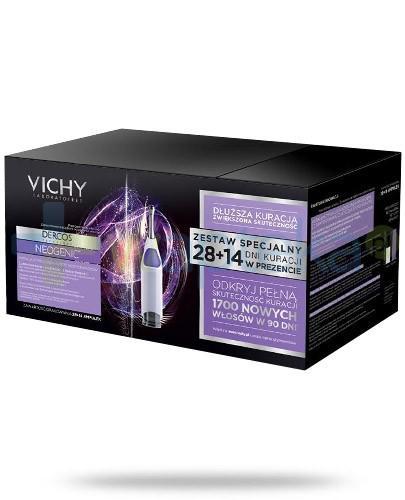 Vichy Dercos Neogenic kuracja stymulująca porost włosów 42 ampułki