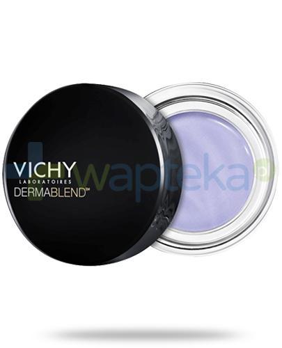 Vichy Dermablend korektor fioletowy neutralizujący żółty odcień skóry 4,5 g + podróżna kosmetyczka [GRATIS]