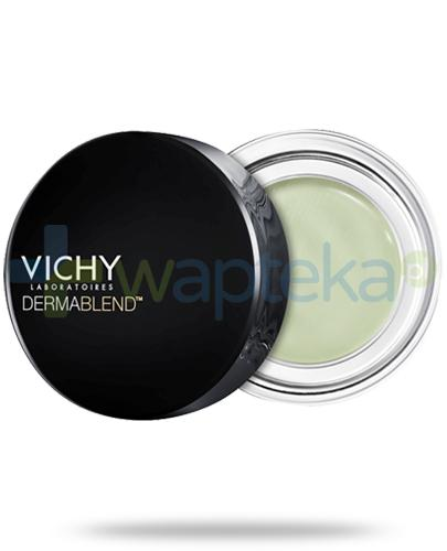 Vichy Dermablend korektor zielony do przebarwień 4,5 g + podróżna kosmetyczka [GRATIS]