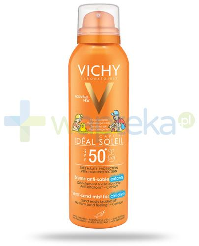 Vichy Ideal Soleil Capital SPF50+ mgiełka przeciw piaskowi dla dzieci 200 ml