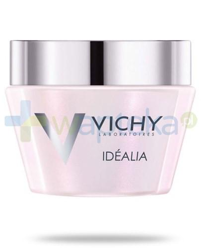 Vichy Idealia krem rozświetlająco wygładzający do skóry suchej 50 ml