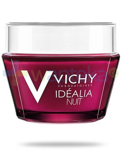 Vichy Idealia Noc krem regenerujący do każdego typu skóry 50 ml