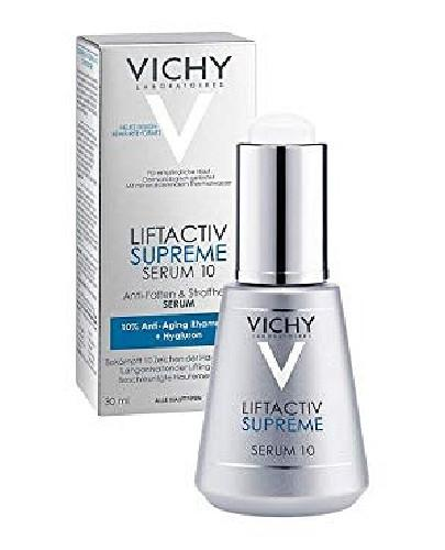 Vichy Liftactiv Serum 10 Supreme serum widocznie odmładzające do skóry wrażliwej 30 ml