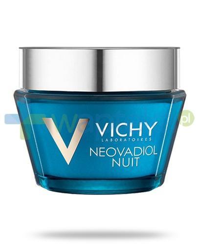 Vichy Neovadiol Nuit kompleks uzupełniający na noc dla kobiet w trakcie menopauzy 50 ml