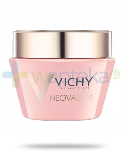 Vichy Neovadiol Rose Platinium różany krem wzmacniająco-rewitalizujący do skóry dojrzałej 50 ml
