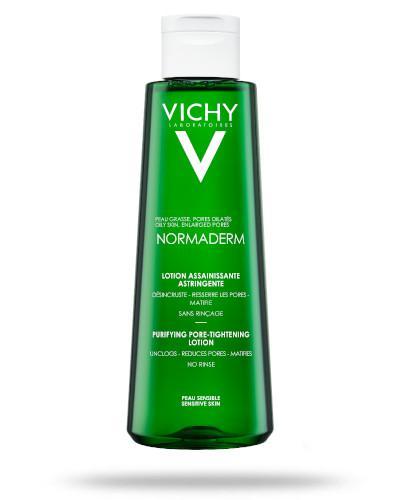 Vichy Normaderm tonik oczyszczający do skóry skłonnej niedoskonałości 200 ml