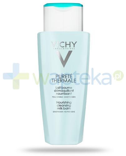 Vichy Purete Thermale odżywcze mleczko do demakijażu 200 ml
