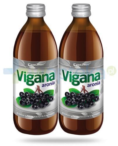 Vigana Aronia sok 2x 500 ml [DWUPAK]