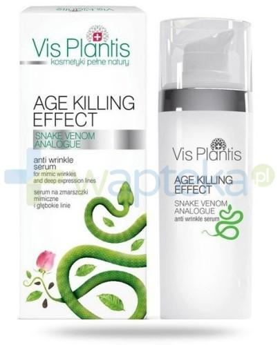 Vis Plantis Age Killing Effect Serum na zmarszczki mimiczne i głębokie linie 30 ml Elfa Pharm