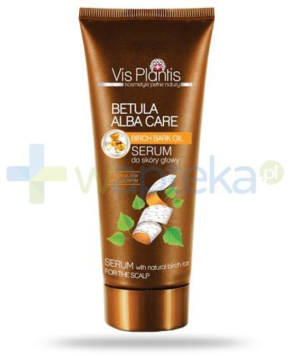 Vis Plantis Betula Alba Care serum do skóry głowy z dziegciem brzozowym 200 ml Elfa Pharm