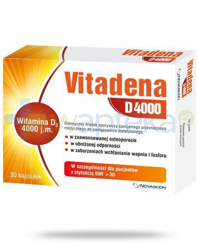 Vitadena D 4000 30 kapsułek