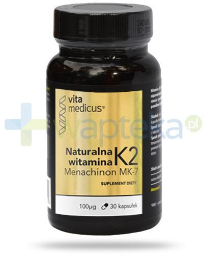 VitaMedicus witamina K2 MK-7 30 kapsułek