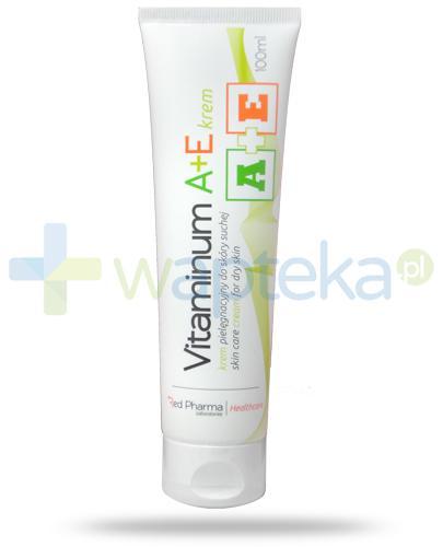 Vitaminum A+ E pielęgnacyjny krem do rąk i stóp skóra sucha 100 ml