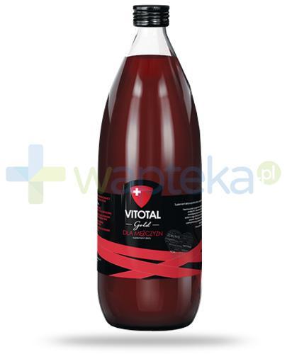 Vitotal Gold dla mężczyzn, płyn 1000 ml