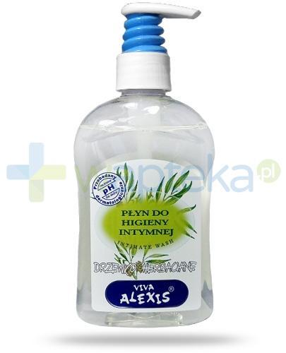 Viva Alexis Drzewo herbaciane płyn do higieny intymnej z dozownikiem 300 ml