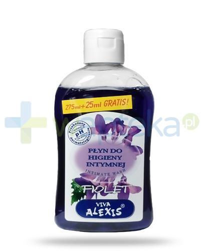 Viva Alexis Fiolet płyn do higieny intymnej fioletowy 275 ml + 25 ml