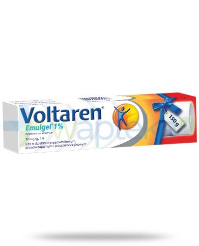 Voltaren Emulgel żel 150 g na ból mięśni i pleców