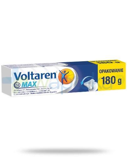 Voltaren Max żel 180g na ból stawów i mięśni