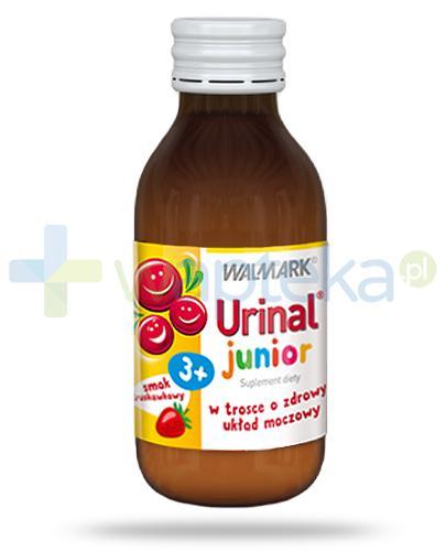 Walmark Urinal Junior płyn dla dzieci 3+ 120 ml