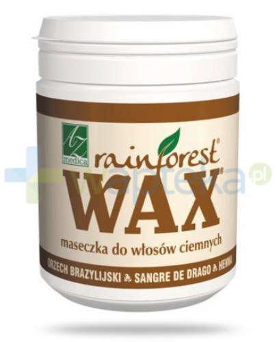 Wax Rainforest maseczka do włosów ciemnych 250 ml