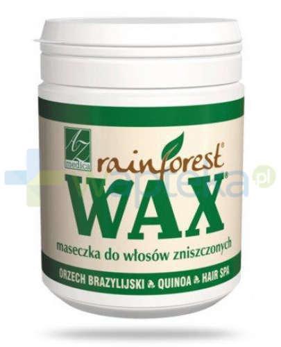 Wax Rainforest maseczka do włosów zniszczonych 250 ml