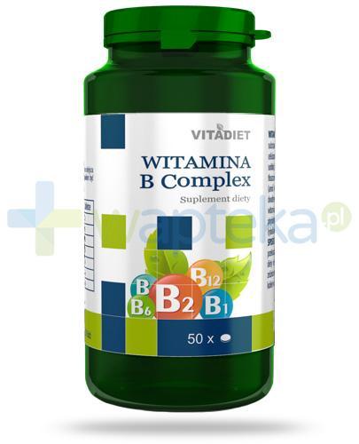 VitaDiet Witamina B Complex 50 tabletek