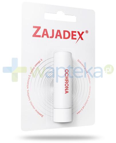 Zajadex Ochrona sztyft ochronny na zajady 4,9 g